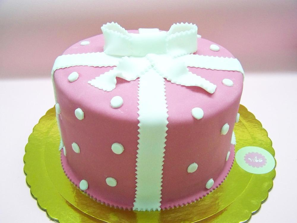 Pink cakes (1/2)